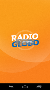 screenshot of Rádio Globo version 1.2.2