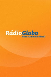 screenshot of Rádio Globo version 1.0.10
