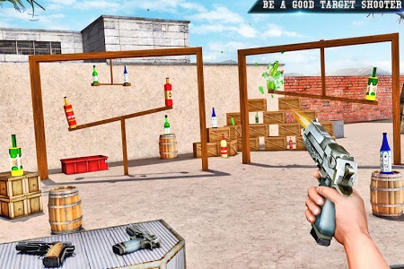 screenshot of Real Bottle Shooting Free Games | New Games 2019 version 3.0.015