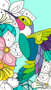 screenshot of 🎨Relax Color: Antistress coloring book for adults version 1.15.3