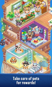 screenshot of Pet Rescue Puzzle Saga version 1.1.2