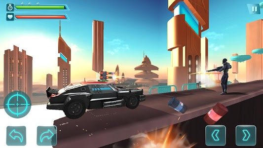 screenshot of Car Shooting - Rivals Rage version 5.3