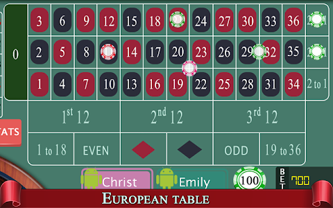 screenshot of Roulette Royale - FREE Casino version 12.6