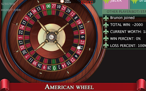 screenshot of Roulette Royale ★ FREE Casino version 10.8