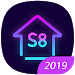 SO S8 Launcher for Galaxy S, S8/S9 Theme