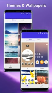 screenshot of SO S10 Launcher for Galaxy S, S10/S9/S8 Theme version 7.6