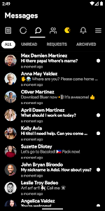 screenshot of Save Story for Facebook Stories - Download version 1.8.4