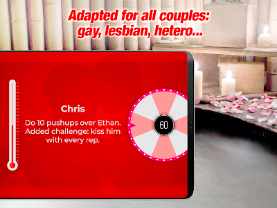 screenshot of SexRoulette - Sex games for couples 🔥 version 5.6