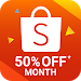 Shopee 50% Off Shocking Month