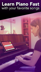 screenshot of Simply Piano by JoyTunes version 2.1