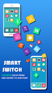 screenshot of Smart Switch Mobile: Phone backup & restore data version 1.8