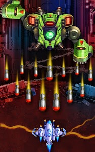 screenshot of Space Squad: Galaxy Attack of Strike Force version 5.2
