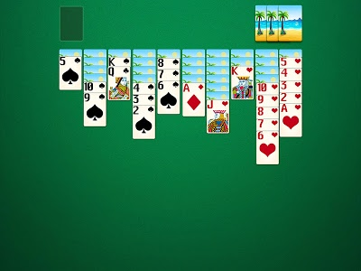 screenshot of Spider Solitaire version 2.138.0