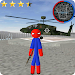 Spider Stickman Rope Hero Gangstar Crime