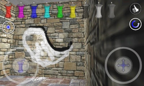 screenshot of Spray The Wall 3D version 1.5.0
