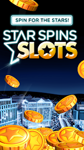 screenshot of Star Spins Slots - Free Casino version 5.36.10