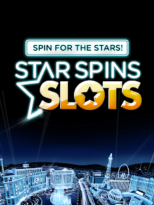 screenshot of Star Spins Slots version 2.2.19