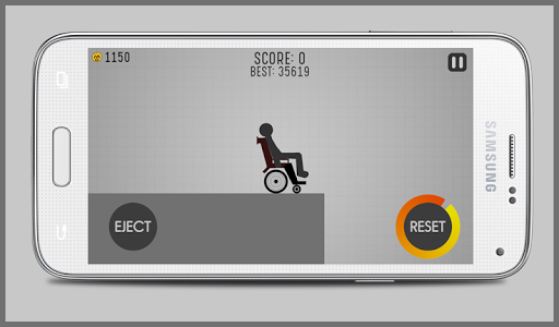 screenshot of Stickman Turbo Dismounting version 1.3.6