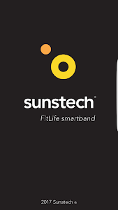 screenshot of Sunstech FitLife version 2.0.1