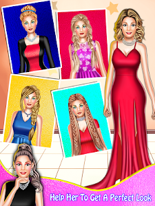 screenshot of Sweet Girl Makeover: Outfits and Style version 1.0
