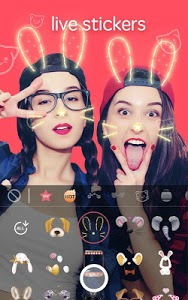 screenshot of Sweet Snap - Beauty Selfie Camera & Face Filter version 3.12.100535
