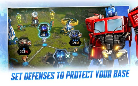 screenshot of TRANSFORMERS: Forged to Fight version 1.0.0