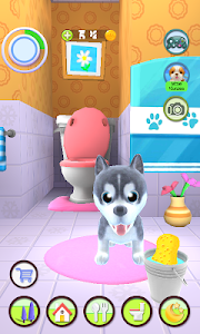 screenshot of Talking Puppy version 1.53
