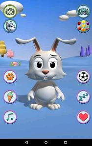 screenshot of Talking Rabbit version 2.19