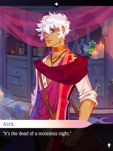 screenshot of The Arcana: A Mystic Romance - Interactive Story version 1.81