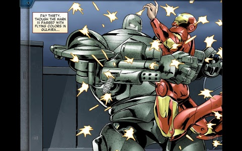 screenshot of The Avengers-Iron Man Mark VII version 1.2