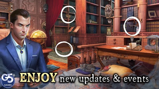 screenshot of The Secret Society: Find objects and solve puzzles version 1.42.4200