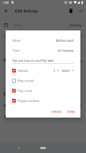 screenshot of TimeTune - Optimize Your Time, Productivity & Life version 2.6.4