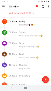 screenshot of TimeTune - Optimize Your Time, Productivity & Life version 2.8