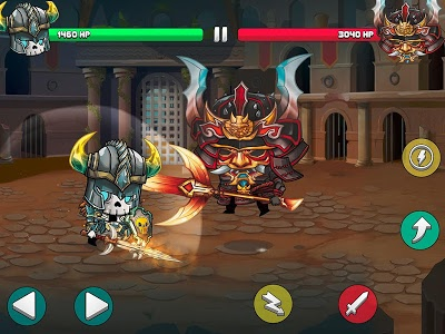 screenshot of Tiny Gladiators - Fighting Tournament version 2.2.6