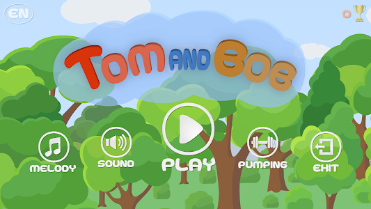 screenshot of Tom and Bob version 2.4