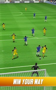 screenshot of Top Soccer Manager version 1.17.8