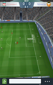 screenshot of Top Soccer Manager version 1.13.5