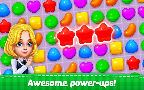 screenshot of Town Story - Match 3 Puzzle version 1.6.3909