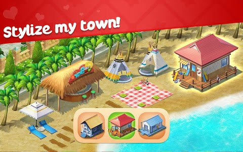screenshot of Town Story - Match 3 Puzzle version 2.2.3911