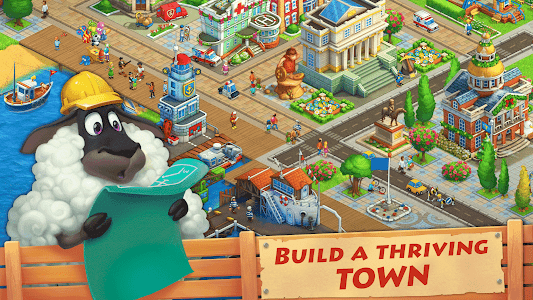screenshot of Township version 5.7.1