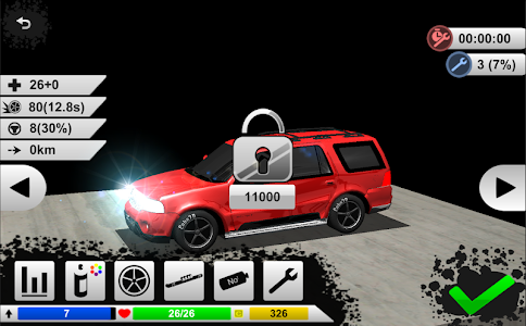 screenshot of Traffic Racing Challenge version 3.0.3
