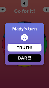 screenshot of Truth or Dare - For Kids, Teens & Adults version 1.1