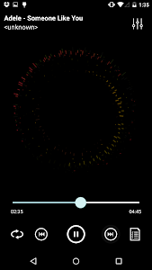 screenshot of Tube MP3 Player Music version 1.0