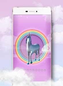 screenshot of Unicorn 3D Coloring Book version 1.7