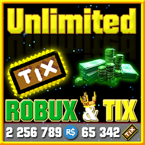 Download Unlimited Robux And Tix For Roblox Simulator 1 0 Apk