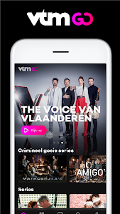 screenshot of VTM GO version 6.7.2