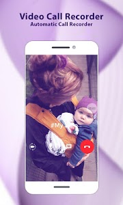 screenshot of Video Call Recorder - Automatic Call Recorder version 2.0