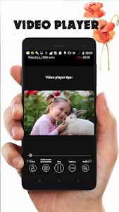 screenshot of Video Player Pro & All Format version 1.1.5