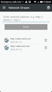 screenshot of Video Player for Android version 7.9