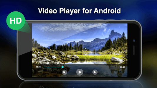 screenshot of Video Player for Android version 8.4